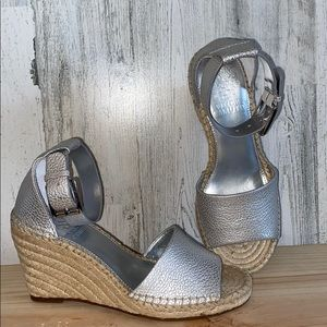 Vince Camuto | Leera Open Toe Casual Wedge